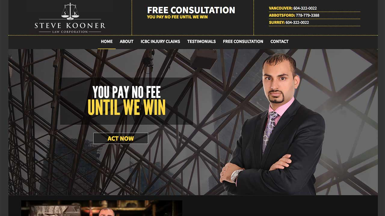 Steve Kooner Law Corp.